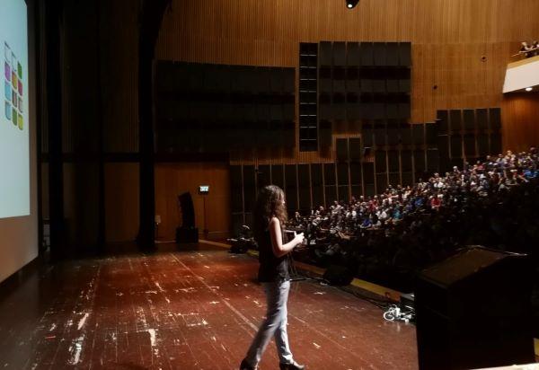 אחת ולתמיד: איך לדבר מול קהל
